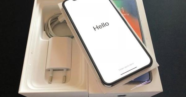Bán iPhone X 64Gb, 256Gb tại Praha 1 - Nové Město