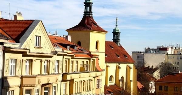 Bán nhà trên ở dưới kinh doanh gần Praha