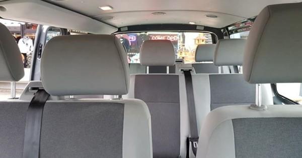 Bán xe vw t5 transporte 2.0tdi kw sx 12/2014 225ngkm