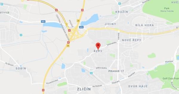 Praha 6 - Řepy còn phòng trống cho 2 người ở luôn