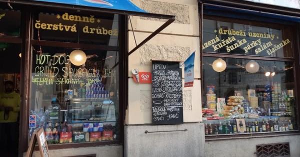 Cửa hàng trung tâm Praha rất đẹp 80 m2