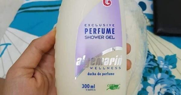 Sữa tắm cá ngựa Algemarin Perfume của Đức