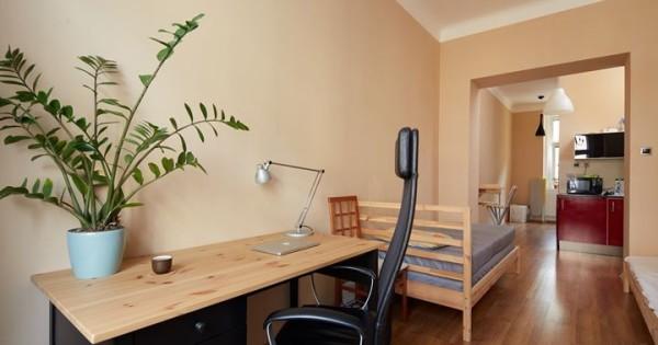 Cho thuê phòng ở Praha 4 gần Kaufland Modrany