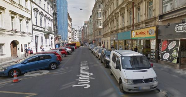 Nhượng lại cửa hàng Potraviny 63m2 trung tâm Praha 1