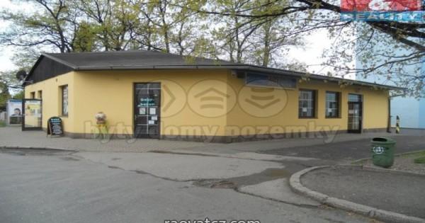 Bán cửa hàng potraviny, 250 m2, Hořovice thuộc Beroun