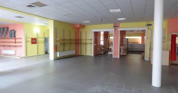Cho thuê cửa hàng tại phố Husova, Přerov