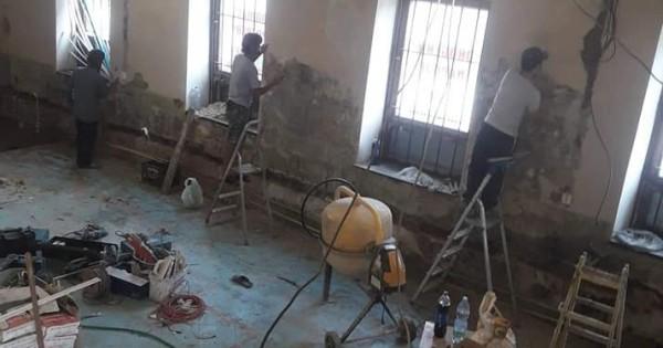 Dịch vụ sửa chữa và hoàn thiện nhà Byt, Barak, cửa hàng, quán ăn