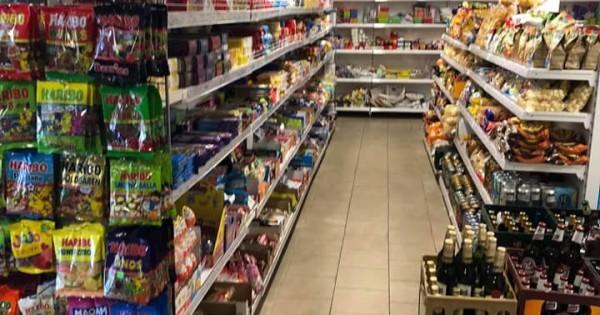 Cho thuê cửa hàng potraviny 150 m2, làng 1300 dân