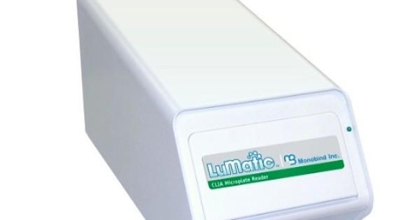 Máy xét nghiệm miễn dịch hóa phát quang LUMATIC