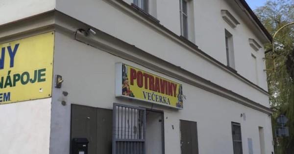 Potraviny 40m2 tại Pribramska 67 vernerice Decin