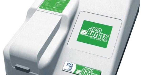 Máy xét nghiệm miễn dịch hóa phát quang NeoLumax