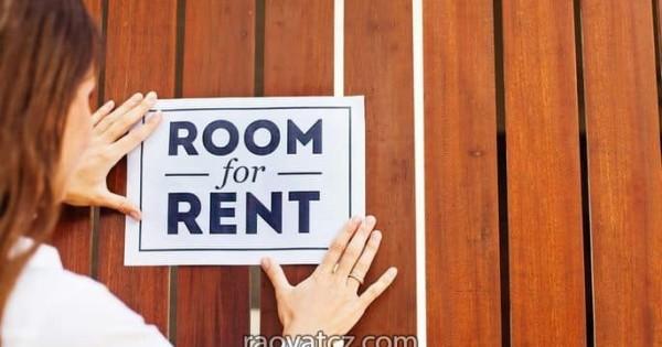 Cho thuê phòng trống, 18m2, nhà đầy đủ đồ đạc vào chỉ việc ở