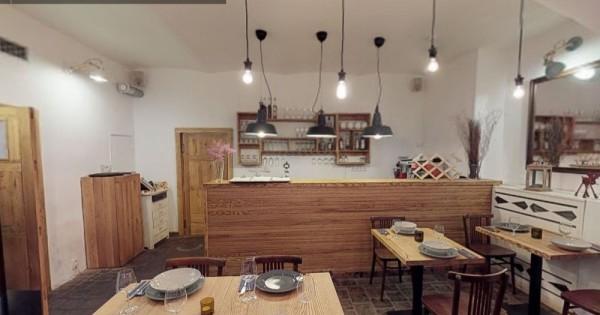 Cho thuê quán ăn 109 m2, chủ tư nhân ở phố Slavíkova Praha