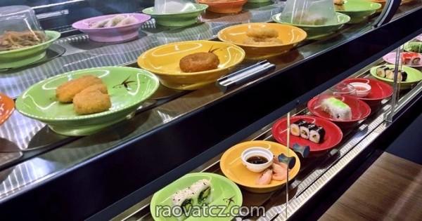Quán running sushi tại thành phố Pardubice cần tìm 2 bồi bàn