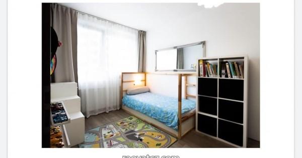 Mình giao bán byt 2+kk, 63 m vuông có ban công tại Praha 10