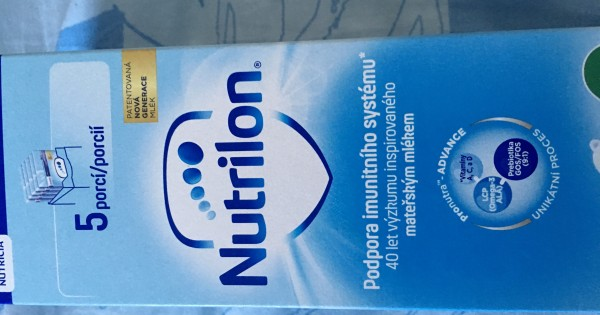 Sữa Nutrilon bồi bổ sức khỏe cho bé