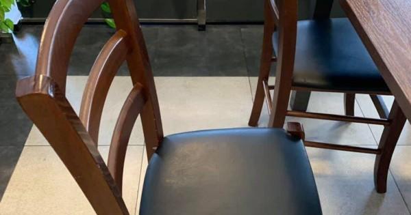 Thanh lý bàn ghế phục vụ cho nhà hàng, quán ăn