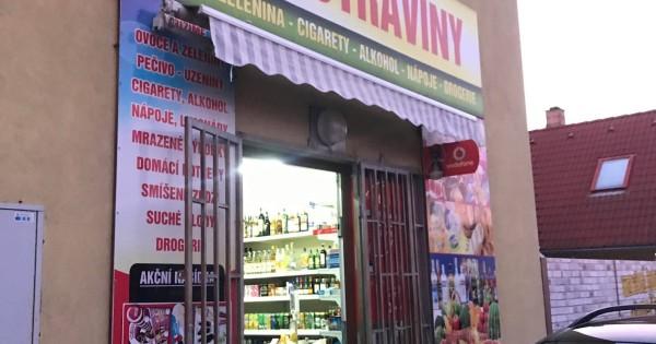 Cho thuê potraviny chính chủ tại địa chỉ libusska, praha 4