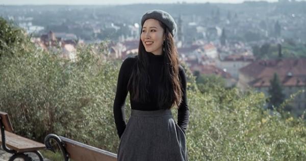 Ekip chụp hình chuyên nghiệp tại Praha, CH Séc