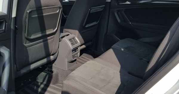 VW TIGUAN allspace 2.0TDI/110kw 4 motion(4×4) highline, 41000km, 7/2018