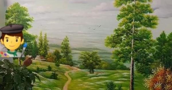 Nhận vẽ tranh tường tại CH Séc và khắp Châu âu
