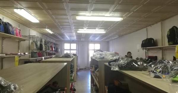 Chính chủ cho thuê cửa hàng vị trí đẹp thành phố Tachov 15.000 dân