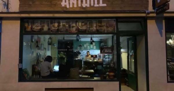 Sang nhượng lại quán Caffe ANTHILL phong cách Hà Nội cổ