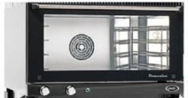 Cần thanh lý lò nướng bánh UNOX LineMicro 4x 600x400 XF 043 Domenica