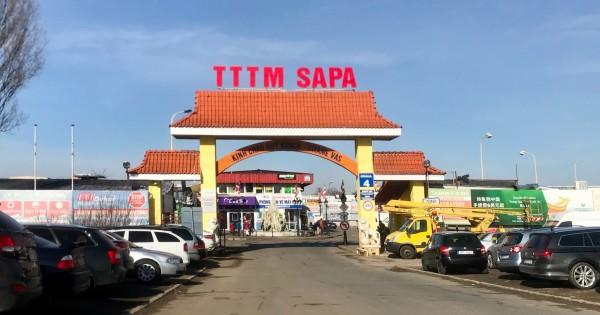Cho thuê nhiều quầy trong chợ Sapa, Praha 4, vị trí đẹp, sử dụng đa mục đích