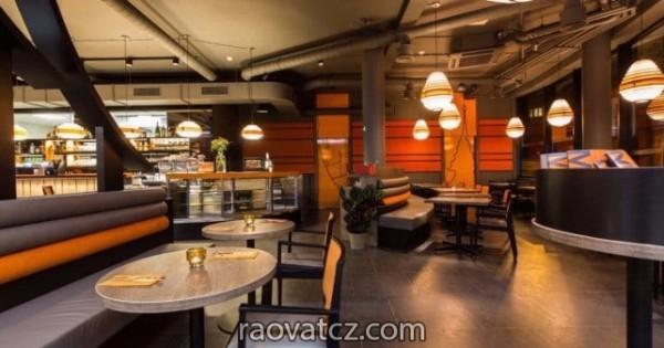 Nhà hàng Thái tại Praha 4 cần tuyển nam - nữ bồi bàn theo ca