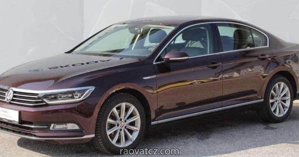 Bán xe Volkswagen Passat đời 2017 đầu 2018, 4x4, chạy diesel, 110KW, 75000km