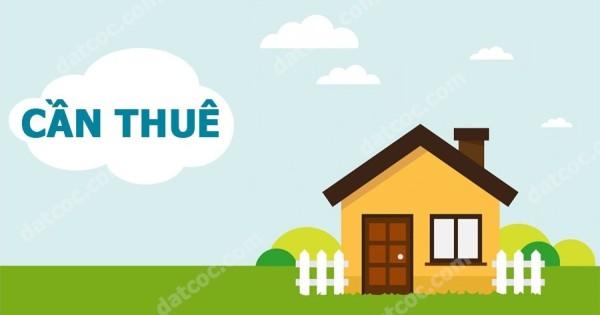 Cần tìm thuê nhà, 3kk hoặc 3+1 tại khu vực Praha 8