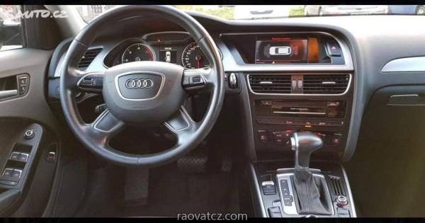 Cần bán Audi A4, 2,0 TDI Automat, xe vẫn mới đep, Đã chạy 210.000km