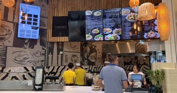 Quán ramen- Thai Thai - running sushi Chodov Praha 4 cần tìm bồi và sào đồ