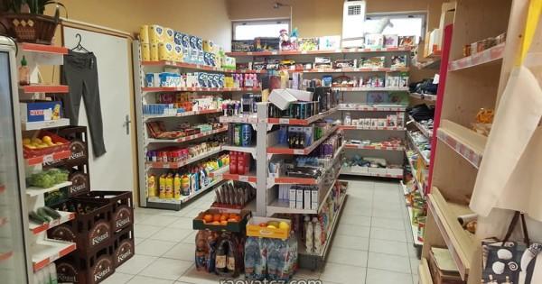 Nhượng lại cửa hàng potraviny rộng 75m2 bán và kho 25m2 thuộc Strakonice Jhocesky kraj