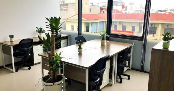 Sở hữu văn phòng trung tâm quận Cầu giấy với giá chỉ từ 650k