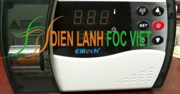 Xả kho tủ điện điều khiển tự động Elitech ECB-1000Q dùng cho kho lạnh mini