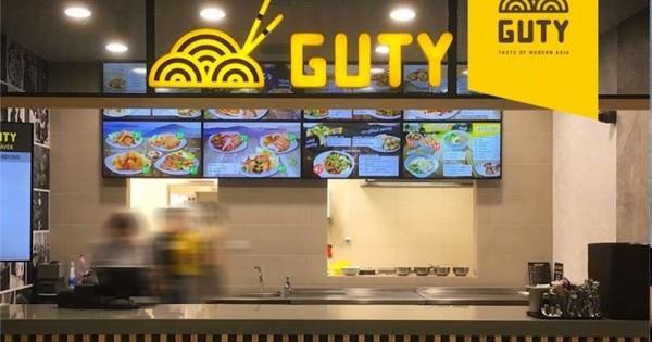Quá ăn Guty cần tuyển đầu bếp hoặc kasa làm tại FUTURUM KOLIN