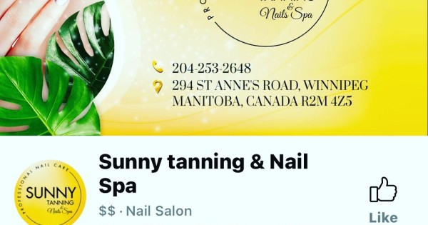 In ấn - Thiết kế - Marketing Nail Spa & Restaurant